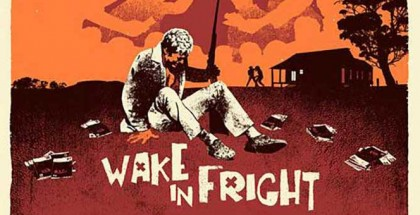 'Wake in Fright' movie poster