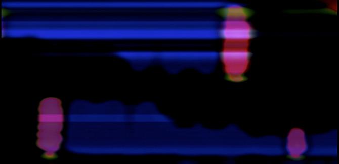 Paul Fletcher, 'City Symphony Noise Poem' 2013, film still.