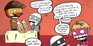 Comics Face December 2014