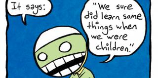 Comics Face April 2015