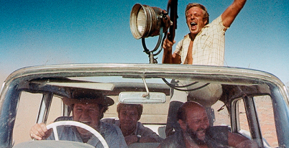 Wake in Fright 1971, (a.k.a. Outback) dir. Ted Kotcheff, still.