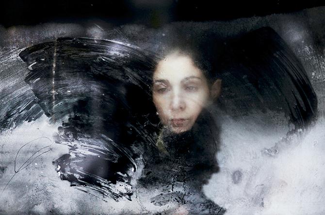 Boryana KATSAROVA, Freezing.