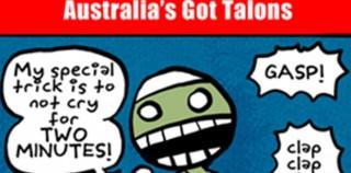 Comics Face February 2016