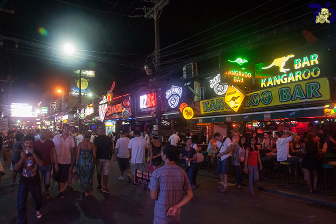 Taken on Bangla Road in Patong, Thailand, 17 February 2015. Author: Ben Reeves from Phuket, Thailand. Source Wikimedia Commons.