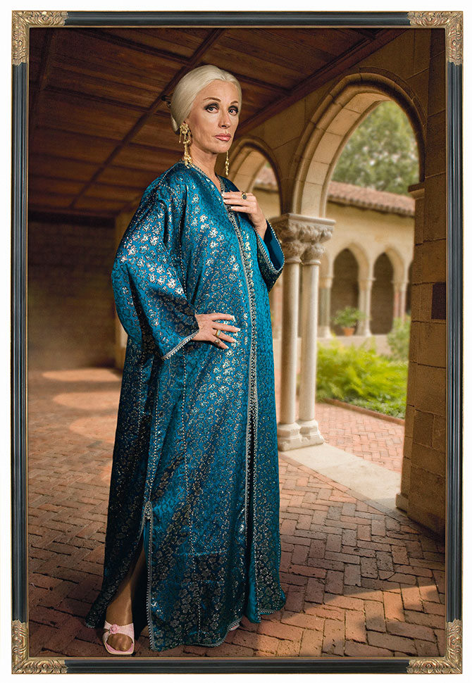 Cindy Sherman, Untitled #466 2008. Image courtesy the artist and Metro Pictures, New York © The artist. QUAGOMA, Stanley Place, South Bank Brisbane (QLD), 28 May – 3 October 2016