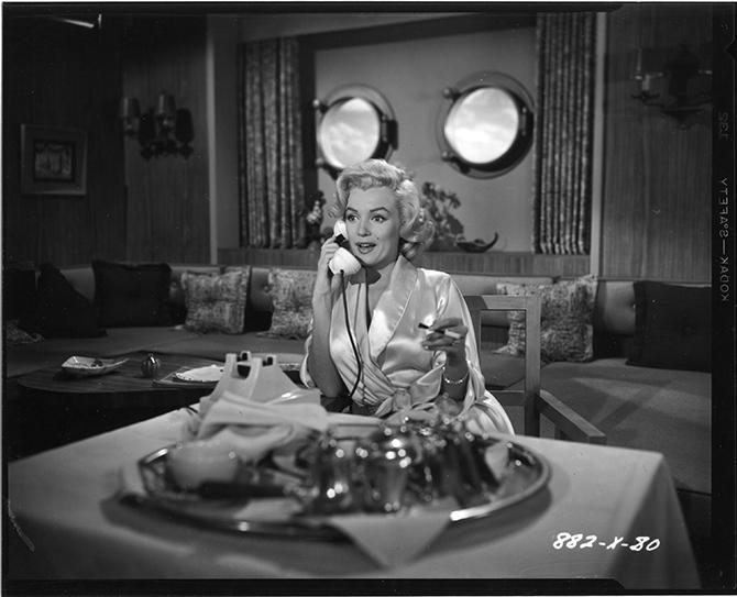 Film Still From Gentlemen Prefer Blondes Howard Hawks 1953 C1953 And