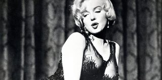 A Last Moment with Marilyn