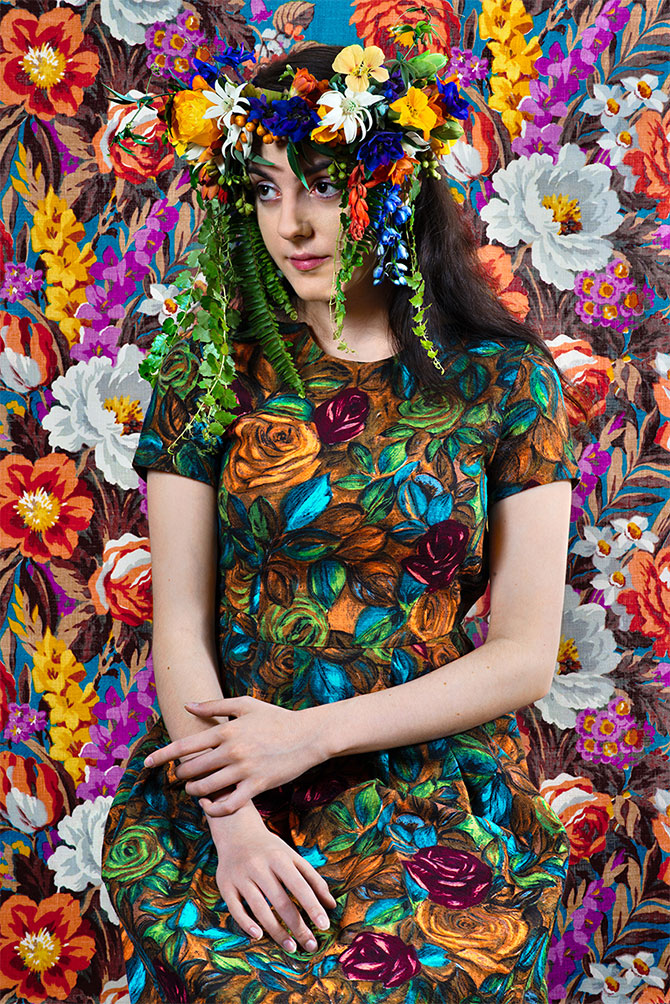 Polixeni Papapetrou, 'Psyche' 2016, pigment print, 127.3 x 85cm. Eden, Stills Gallery, 36 Gosbell Street Paddington (NSW), 3 September to 1 October 2016