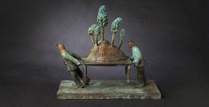 Jon Eiseman, 'Shifting Landscape' 2016