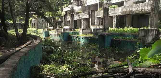 abandoned building phuket pic by Anthony Cameron