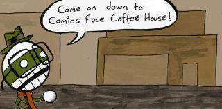 Comics Face June 2017