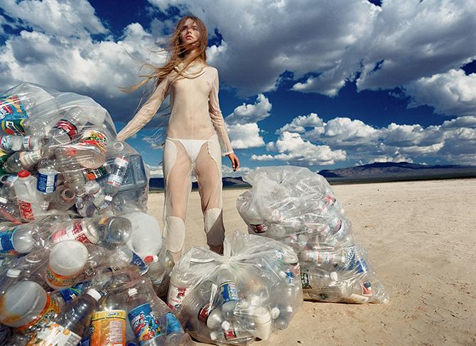 David LaChapelle, Redeeming Paradise, Las Vegas, 1999.